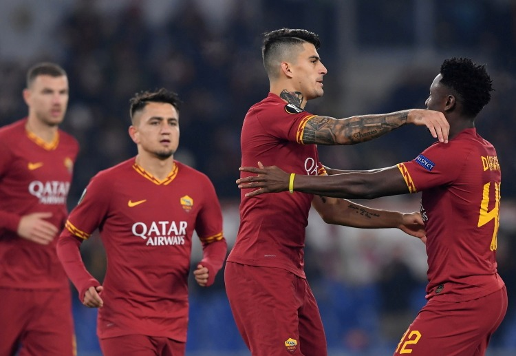 AS Roma aim to pull a superb form when they battle against the current Serie A champions Juventus