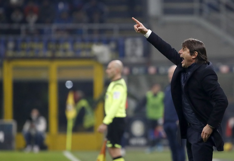 Inter Milan boss Antonio Conte is keen to dominate in the Serie A when his side faces Lecce