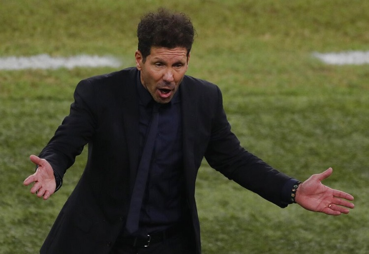 Diego Simeone aims to build their momentum and improve their standings in La Liga when they face Leganes
