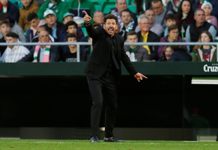 Diego Simeone needs to deliver the Spanish Super Cup trophy to continue his spell at Los Rojiblancos