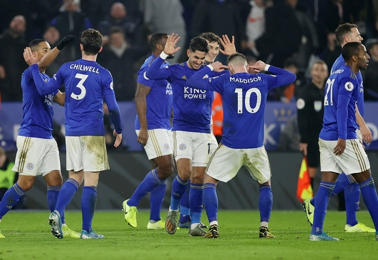 Ayoze Perez hits two goals to give Leicester City a 4-1 win over West Ham United in Premier League