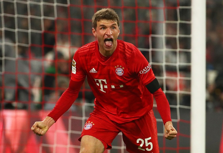 Thomas Muller has not ruled out an exit from Bundesliga side Bayern Munich