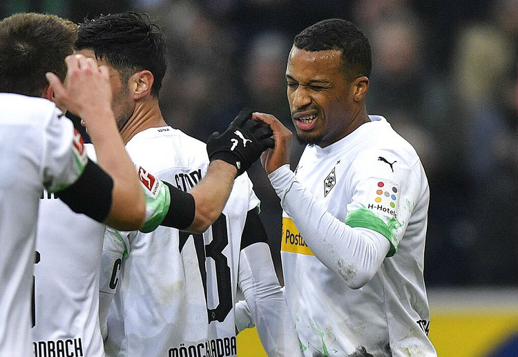 Borussia Monchengladbach have failed to beat RB Leipzig in their first 7 Bundesliga games with 2 draws and 5 loss