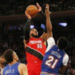 The Portland Trail Blazers earned their fifth straight loss in the NBA