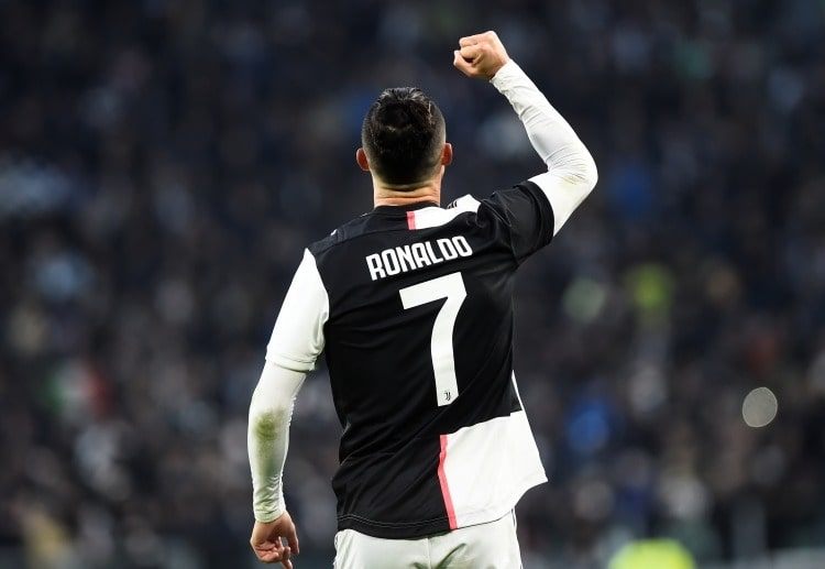 Cristiano Ronaldo desperately eyes to beat AS Roma and delivers Juventus to the top of Serie A table