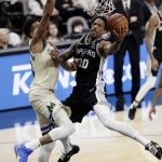 San Antonio Spurs to rival against NBA best home team Boston Celtics at the TD Garden