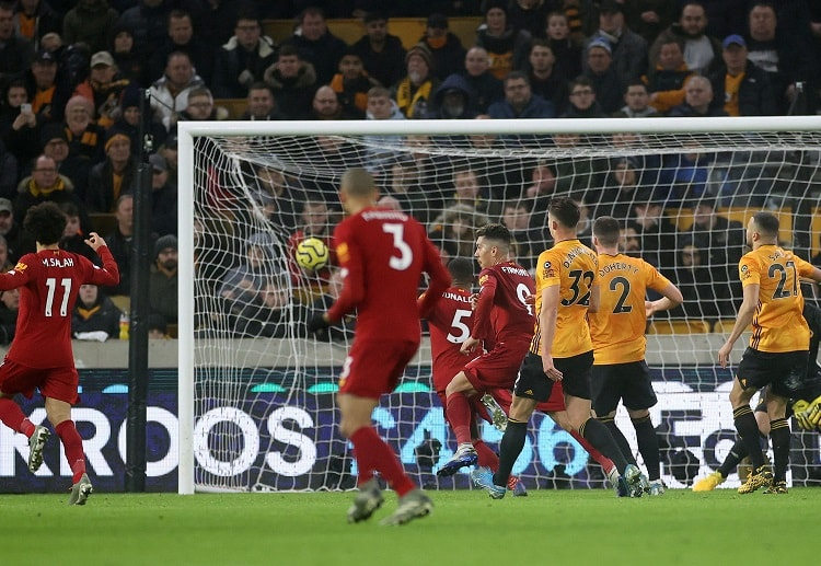 Liverpool increased their Premier League lead to 16 points with a win against Wolverhampton Wanderers