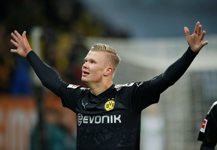 Borussia Dortmund increase their Champions League chances with the addition of Erling Braut Haaland