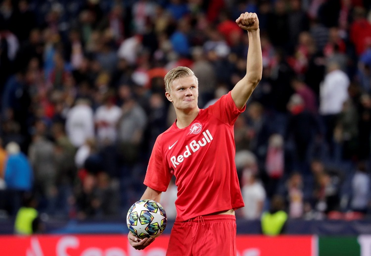 BVB have completed a deal for Erling Braut Haaland to join the Bundesliga this January transfer window