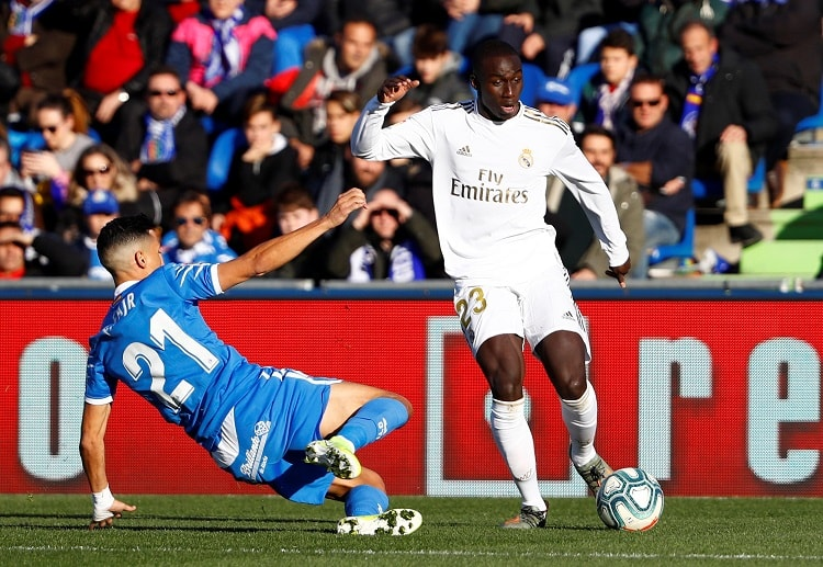 Faycal Fajr and Getafe suffer defeat in front of their home crowd in their recent La Liga match