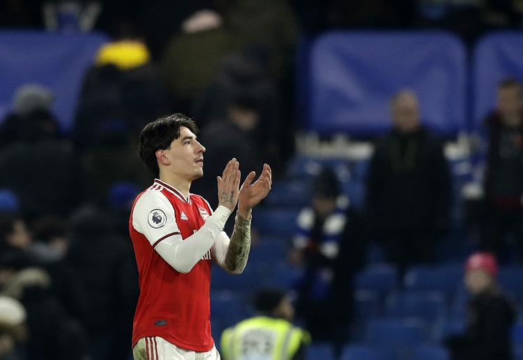 Hector Bellerin's late-game strike saved Arsenal from a Premier League loss as they escape with a draw