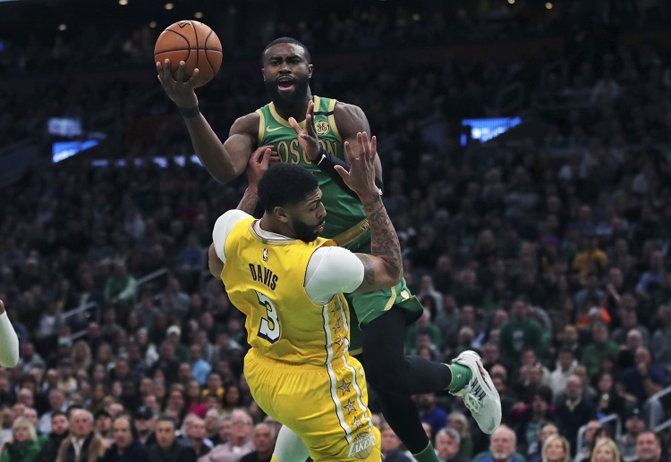 The Boston Celtics send the top team in the Western Conference to its biggest loss of the NBA season