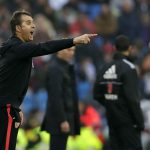 Sevilla manager Julen Lopetegui is hoping that his side will continue to guard their place in the La Liga table