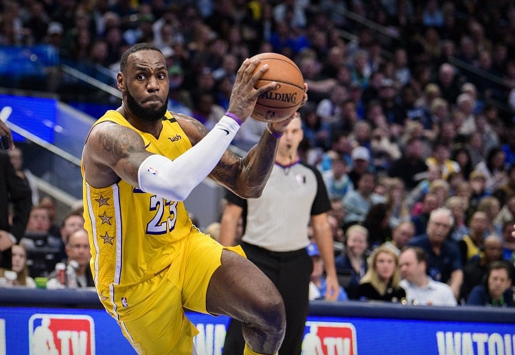 The Lakers remain as favourites in their upcoming NBA clash against the Magic