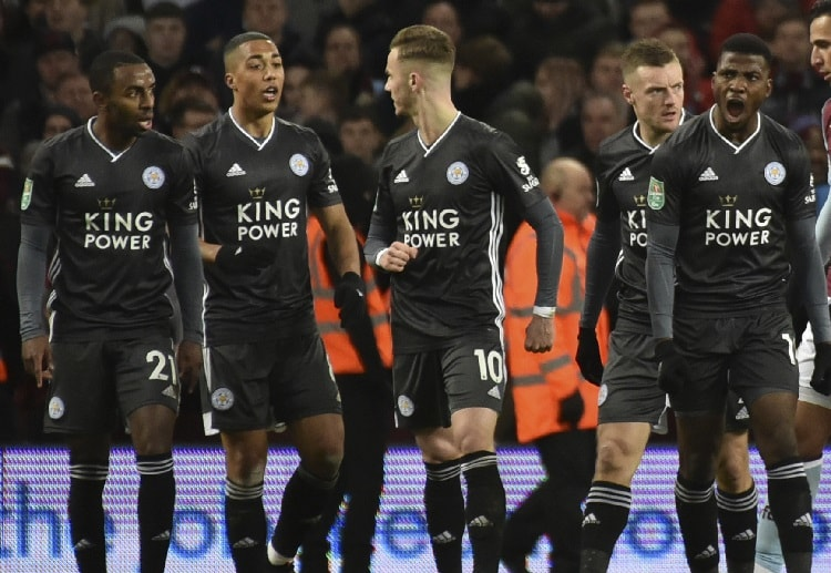 Leicester City look to bounce back and get a Premier League win when they host Chelsea next