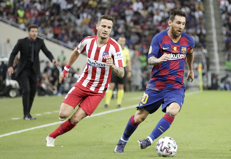 Lionel Messi hope to keep Barcelona on top of the La Liga table with incoming match against Granada at Camp Nou