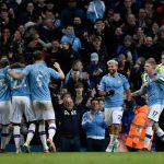 Sergio Aguero the hero in the Premier League match for Man City vs Crystal Palace