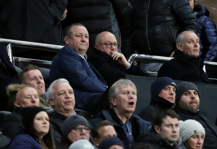 Premier League: Mike Ashley is expected to sit down with Steve Bruce to discuss Newcastle United's plan for January transfer window