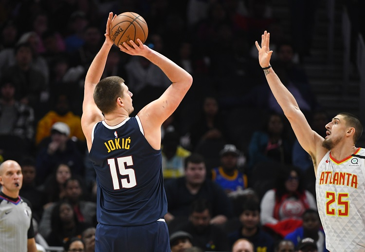 Nikola Jokic led the Nuggets to a win with his NBA career-high of 47 points