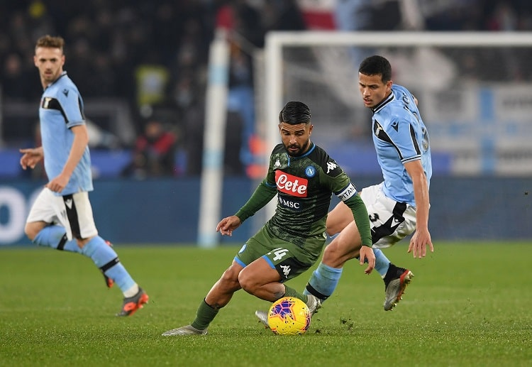 Napoli have lost 4 Serie A homes games in a row for the first time since 1998