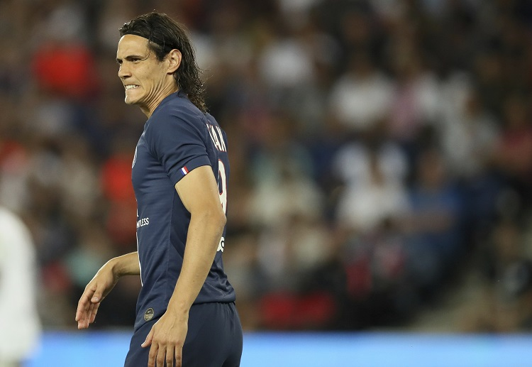 It will be hard for PSG in the Champions League if they sell their main striker, Edinson Cavani