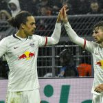 RB Leipzig have scored at least 3 goals in their last 8 Bundesliga games this season