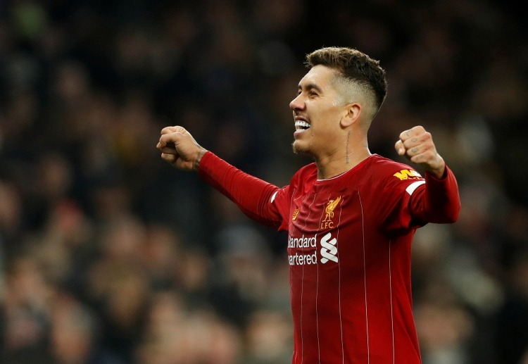 Roberto Firmino leads Liverpool in defeating Tottenham Hotspur, 0-1, in the latest Premier League game week