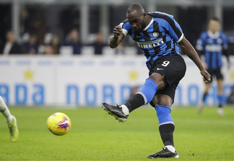Romelu Lukaku is keen to help his side reach the top of the Serie A table