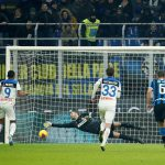 Samir Handanovic hinders Atalanta from winning after saving a penalty in their recent Serie A battle