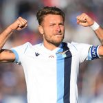 Serie A leading scorer Ciro Immobile is expected to lead Lazio's match against Napoli