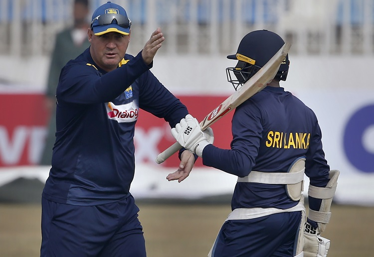 Sri Lanka are looking to get a T20 win in the new year under Mickey Arthur