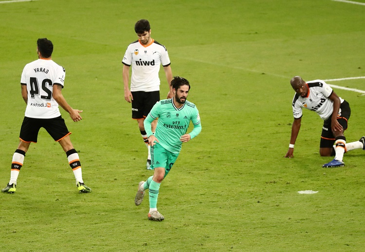 Isco and Luka Modric team up to score for Real Madrid to advance in Spanish Super Cup