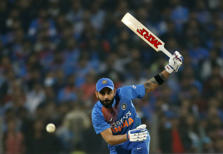 1st ODI India vs Australia: India are currently ranked second to England in the world in ODI cricket