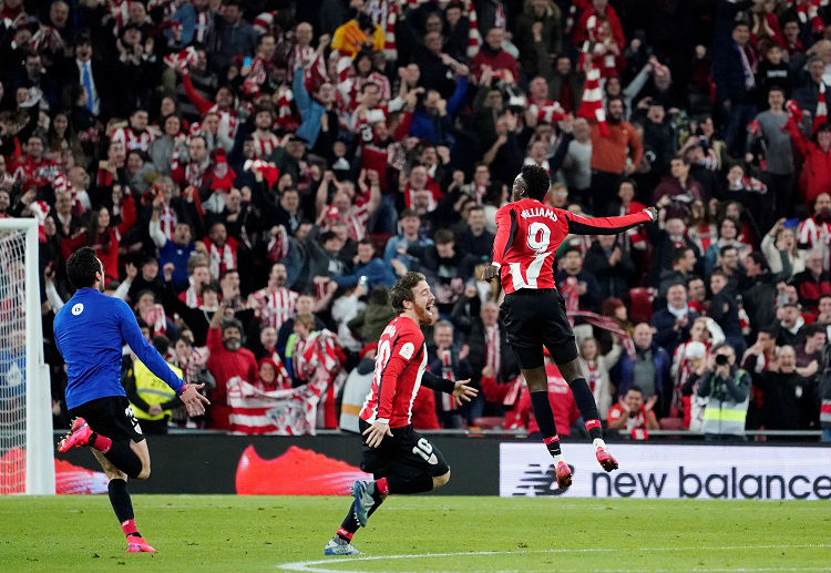 Athletic Bilbao are winless in their last seven La Liga games with 5 draws and 2 losses