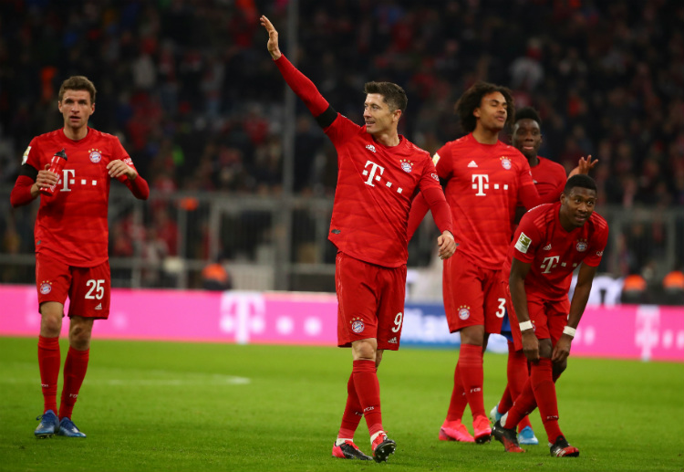 Bayern Munich will come from three recent win as they visit Stamford Bridge
