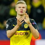 Erling Braut Haaland brace led Dortmund to a leg 1 round of 16 Champions League win against PSG