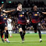 Timo Werner's goal in the 58th minute handed RB Leipzig a valuable Champions League away goal