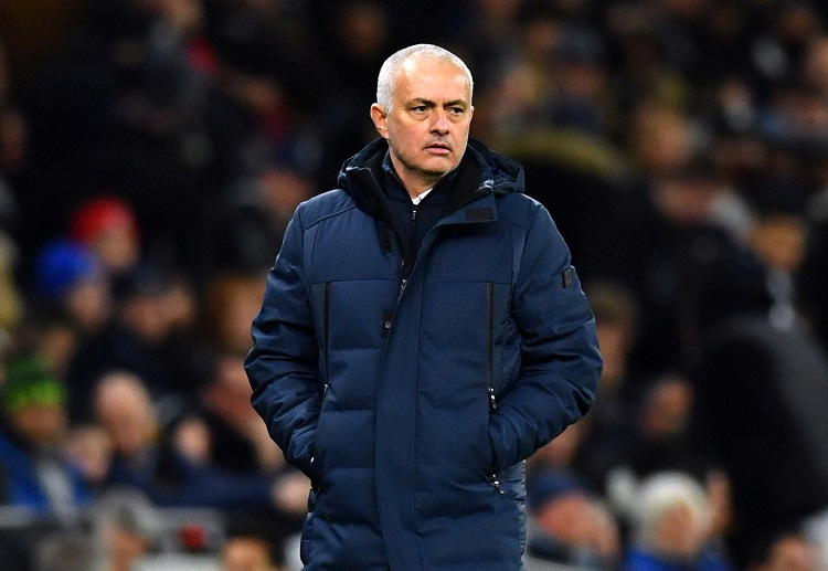 Jose Mourinho is worried that his side is on the brink of falling off a top five finish in the Premier League