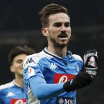 Napoli earned their 0-1 victory over Inter Milan in the first leg of their Coppa Italia semifinal