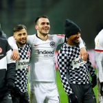 Filip Kostic scores twice as Eintracht Frankfurt reached last eight of DFB-Pokal with win over RB Leipzig