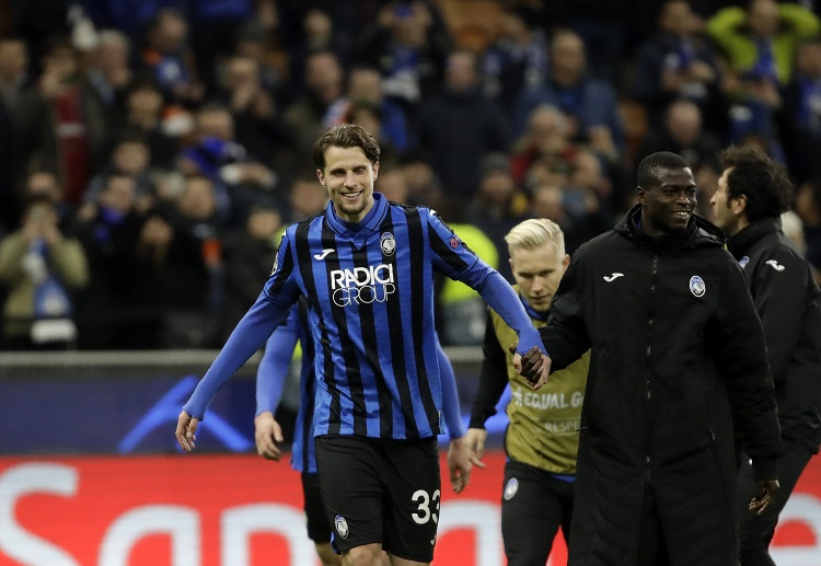 Hans Hateboer's brace led Atalanta to an impressive Champions League win