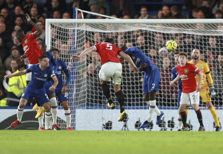 Manchester United grab a crucial Premier League win against rivals Chelsea at Stamford Bridge