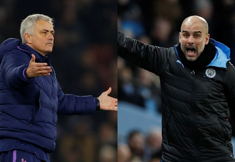 Jose Mourinho will face his rival Pep Guardiola for the first time since returning to Premier League last November