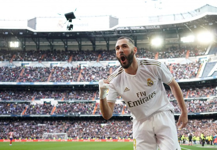 Karim Benzema leads Real Madrid to a 1-0 win over Atletico Madrid in recent derby at La Liga