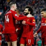 Mohamed Salah has given delight during the Premier League Liverpool vs Southampton match after scoring two goals