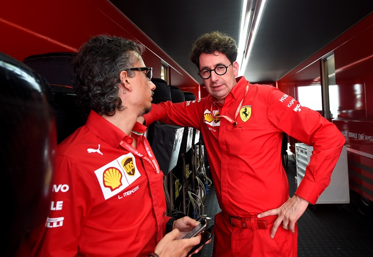 Ferrari are ready to look forward this Formula 1 season after cheating allegations last campaign