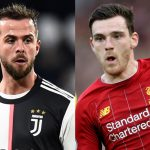 Miralem Pjanic and Andrew Robertson are one of the players to watch out for in Euro 2020
