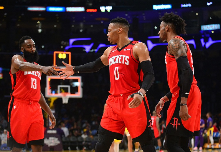 Houston Rockets reload their roster ahead of NBA clash against Golden State Warriors