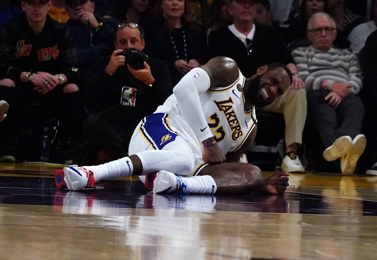 The NBA world will be without LeBron James in their match against the Warriors as he sits out due to a sore groin