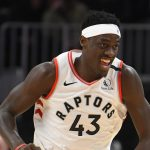 Pascal Siakam and the Toronto Raptors will look to extend their NBA winning streak to 16 games